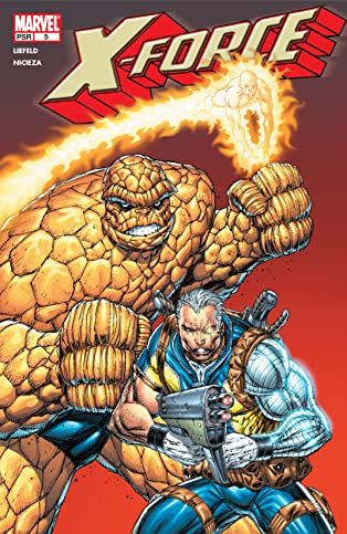 X-Force (2004-2005) #5