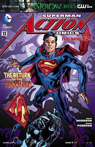 Action Comics (2011-2016) No.13