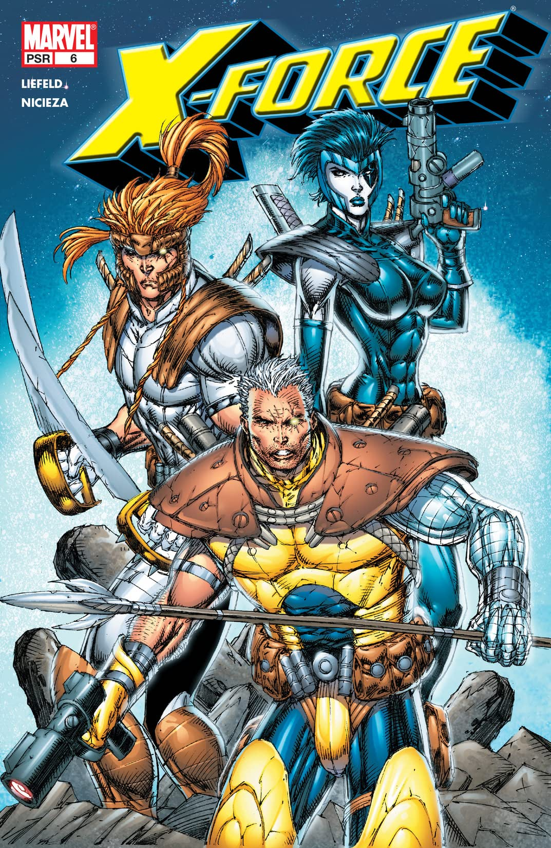 X-Force (2004-2005) #6