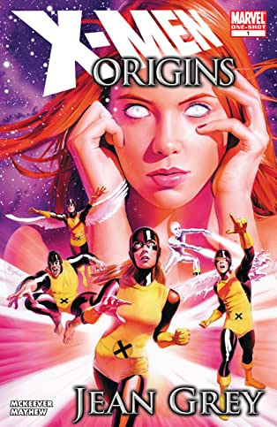 X-Men Origins: Jean Grey #1