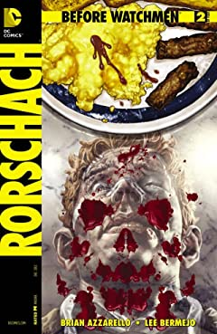 Before Watchmen: Rorschach #2 (of 4)