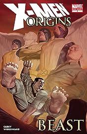 X-Men Origins: Beast #1