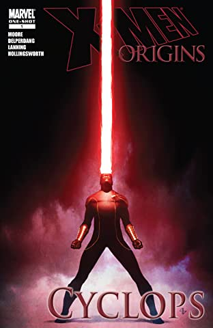 X-Men Origins: Cyclops #1