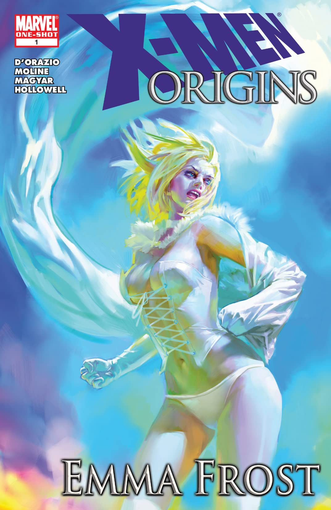 X-Men Origins: Emma Frost #1