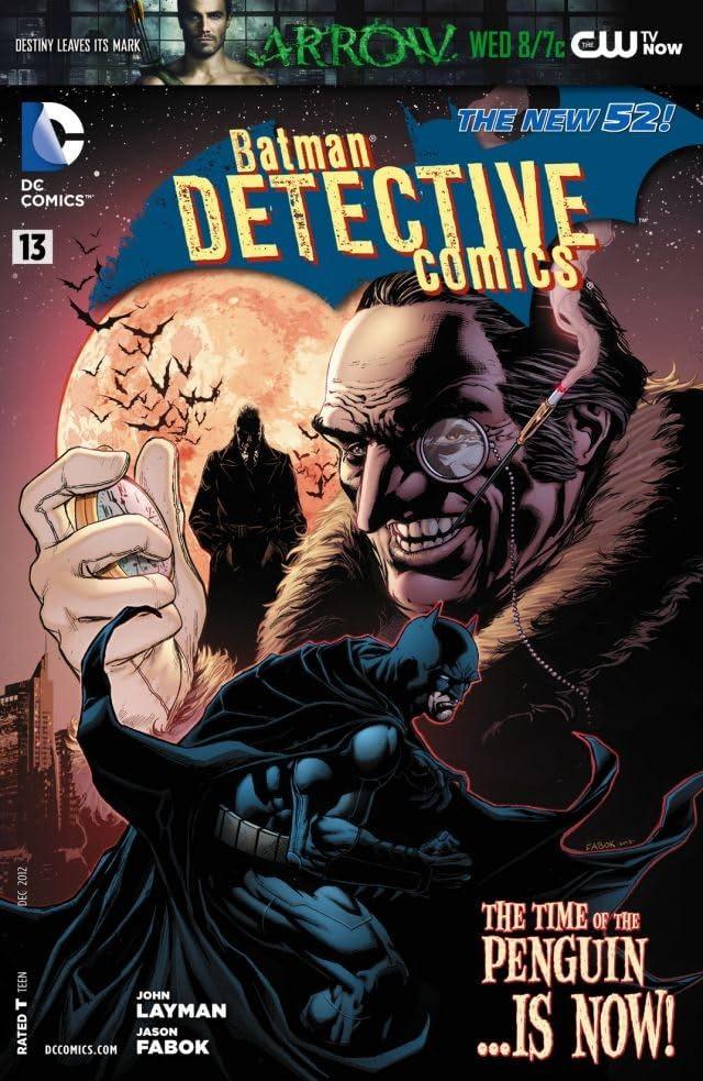 Detective Comics (2011-2016) #13
