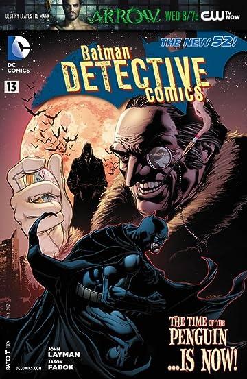 Detective Comics (2011-) #13