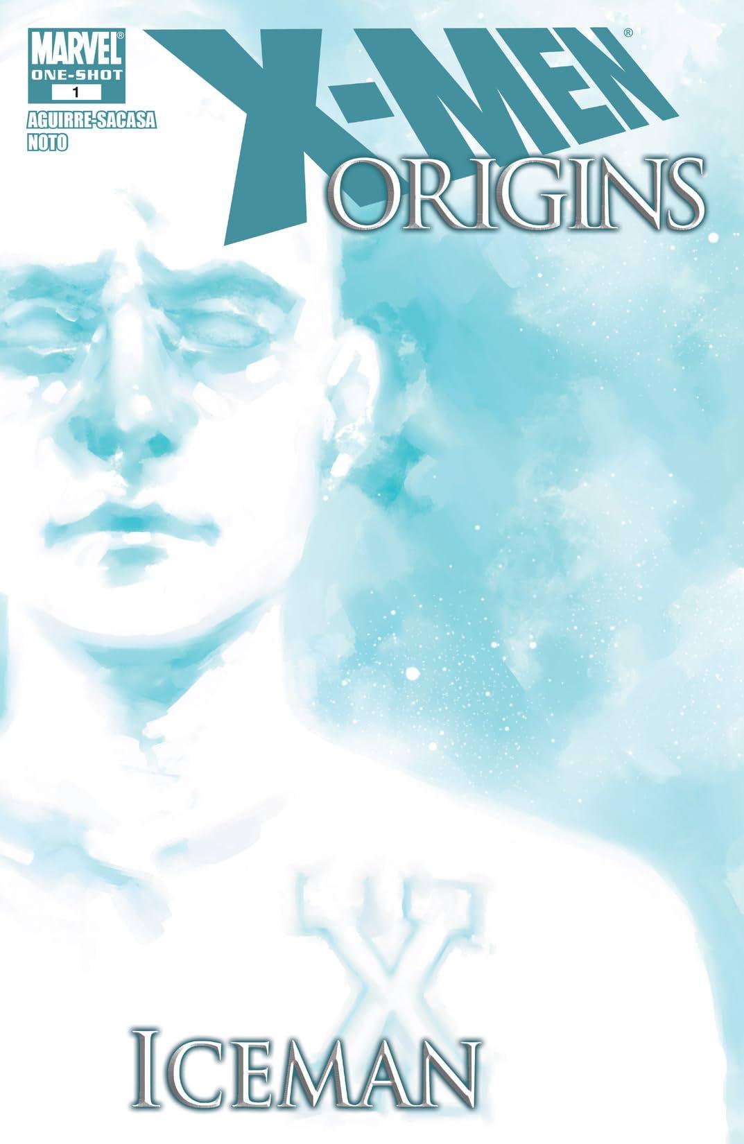 X-Men Origins: Iceman #1
