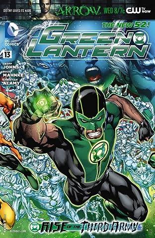 Green Lantern (2011-2016) #13