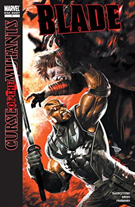 X-Men: Curse of the Mutants - Blade (2010) #1