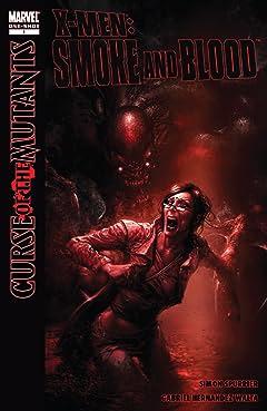 X-Men: Curse of the Mutants - Smoke & Blood (2010) #1