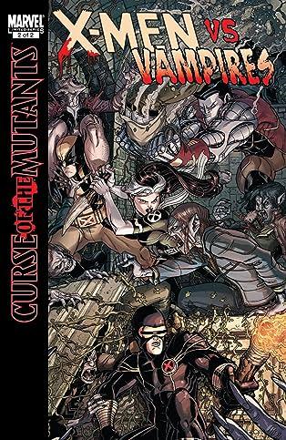 X-Men: Curse of the Mutants - X-Men vs. Vampires (2010) #2 (of 2)