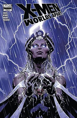 X-Men: Worlds Apart (2008-2009) #2 (of 4)