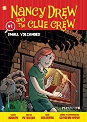 Nancy Drew & The Clue Crew Vol. 1: Small Volcanoes