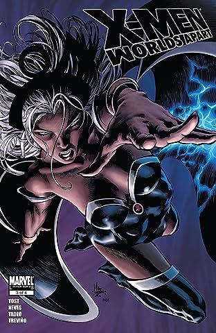 X-Men: Worlds Apart (2008-2009) #3 (of 4)