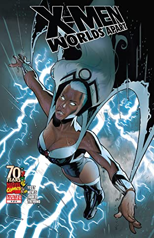 X-Men: Worlds Apart (2008-2009) #4 (of 4)