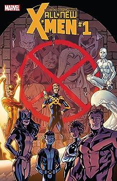 All-New X-Men (2015-2017) No.1