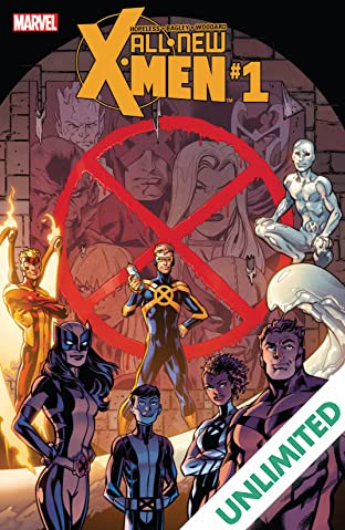 All-New X-Men (2015-2017) #1