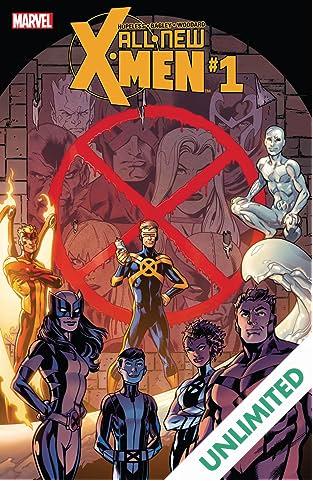 All-New X-Men (2015-2017) #1