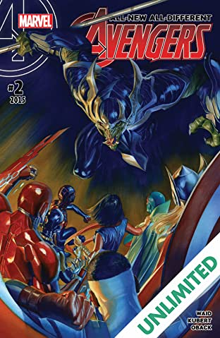 All-New, All-Different Avengers (2015-2016) #2