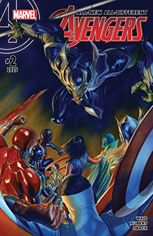All-New, All-Different Avengers (2015-2016) No.2