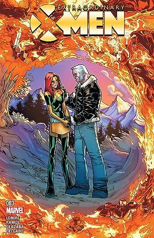 Extraordinary X-Men (2015-2017) #3