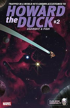 Howard The Duck (2015-2016) #2