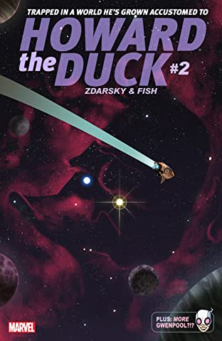 Howard The Duck (2015-2016) #2