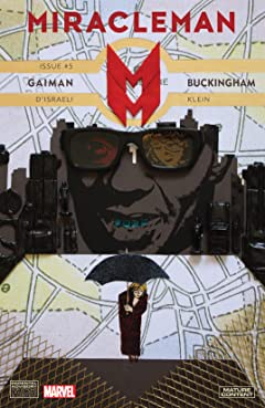 Miracleman by Gaiman & Buckingham #5