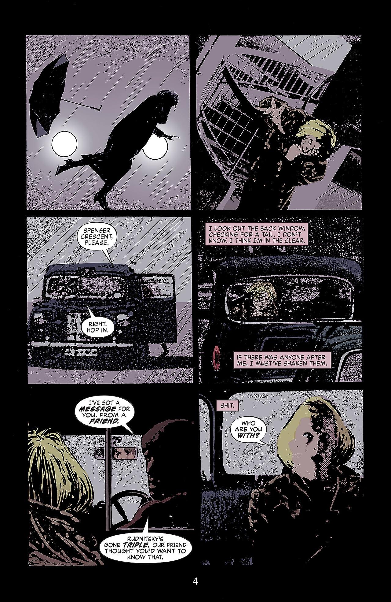 Miracleman by Gaiman & Buckingham #5