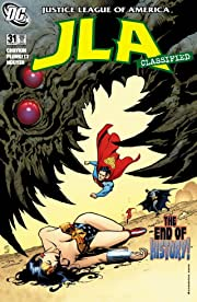 JLA: Classified #31
