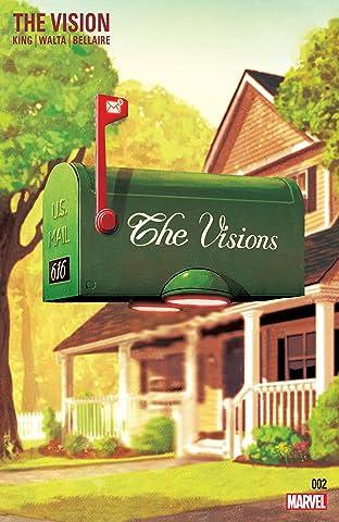 Vision (2015-) #2
