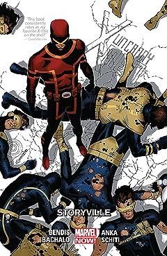 Uncanny X-Men Tome 6: Storyville