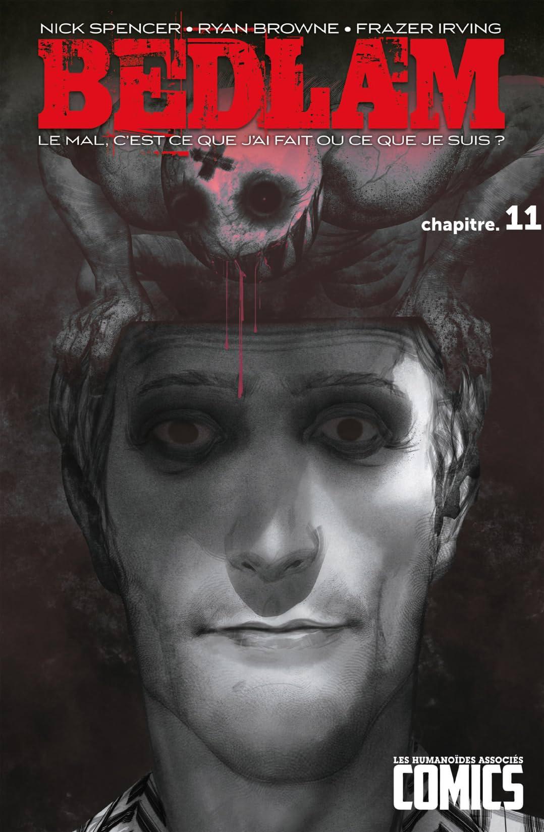 Bedlam: Chapitre 11