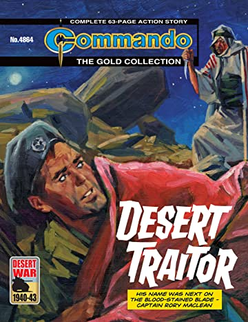 Commando #4864: Desert Traitor