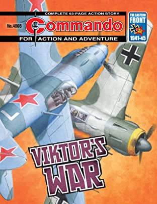 Commando No.4865: Viktor's War