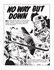 Commando #4866: No Way But Down