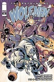 The Astounding Wolf-Man #18