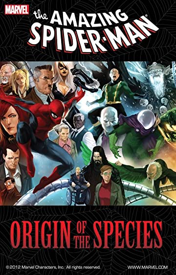 Spider-Man: Origin of the Species
