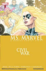Ms. Marvel Vol. 2: Civil War