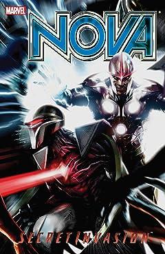 Nova Vol. 3: Secret Invasion