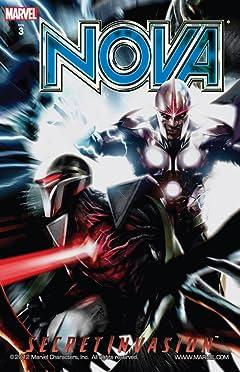 Nova Tome 3: Secret Invasion