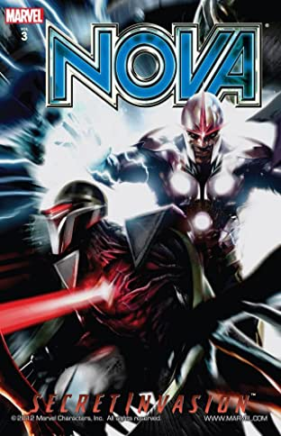 Nova Tome 3: Secret Invasion