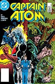 Captain Atom (1986-1991) #9