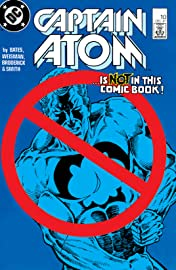 Captain Atom (1986-1991) #10