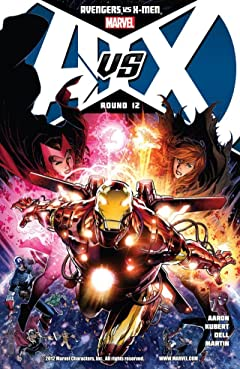 Avengers vs. X-Men No.12 (sur 12)
