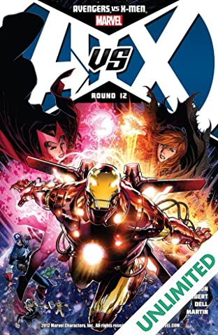 Avengers vs. X-Men #12 (of 12)