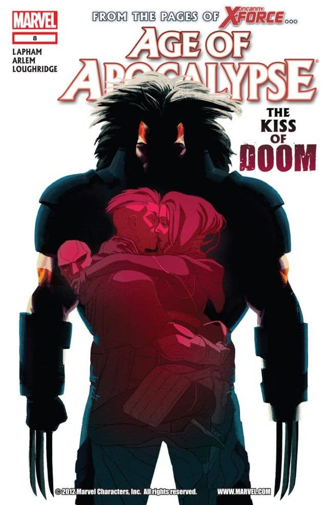 Age of Apocalypse (2012-2013) No.8