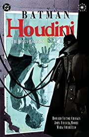 Batman/Houdini: The Devil's Workshop (1993) #1