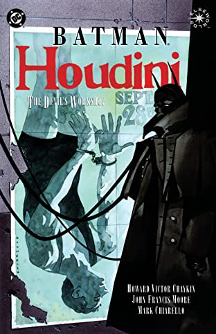 Batman/Houdini: The Devil's Workshop (1993) No.1