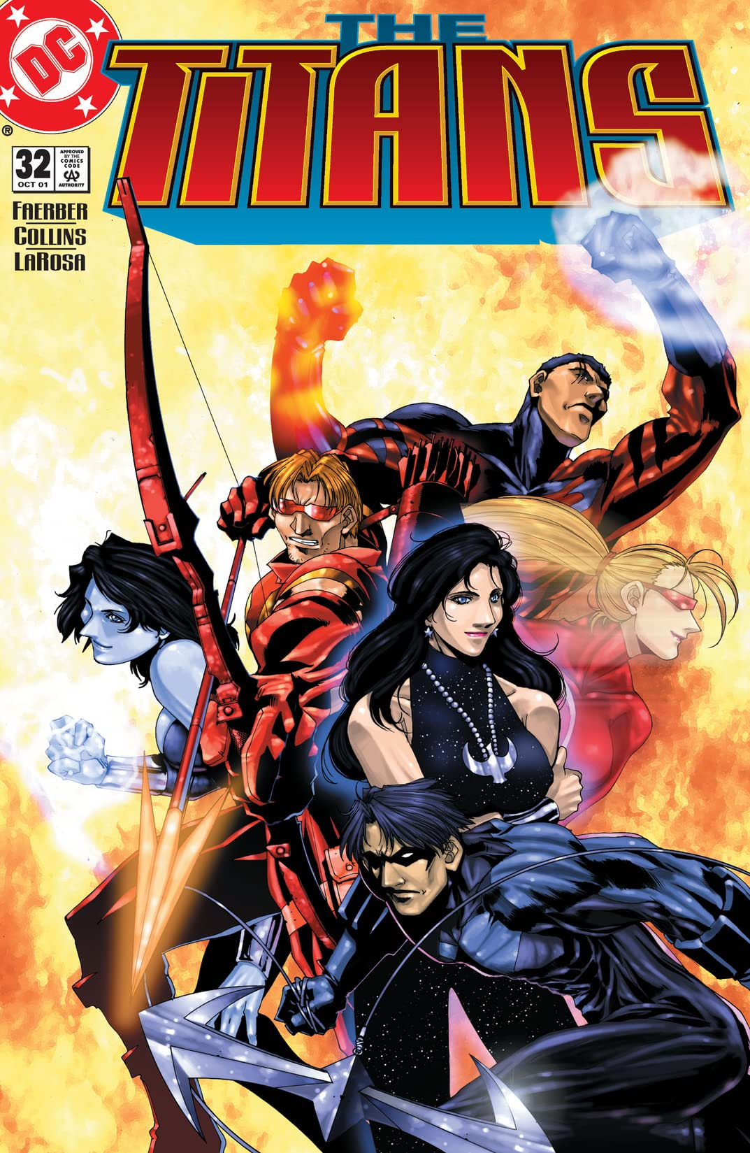 The Titans (1999-2003) #32